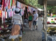 Sodwana Bay craft stalls